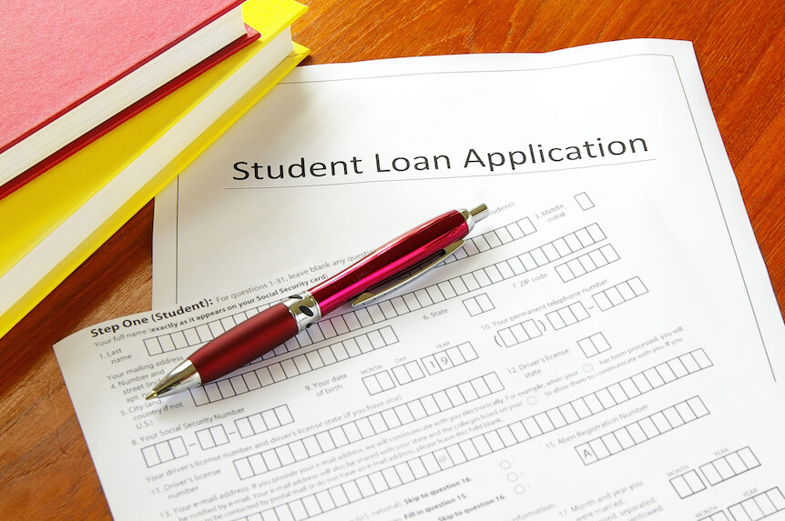 financial aid consulting student loan application