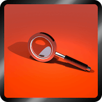 focusEDU Insights logo with magnifying glass.
