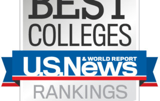 Best Colleges and Rankings logol