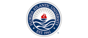 Florida Atlantic University Logo.