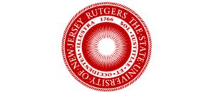 Rutgers University Logo.