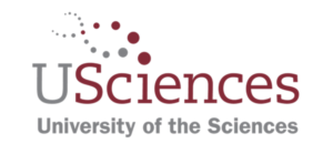 University Of The Sciences logo.