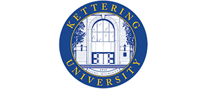 Kettering University logo.