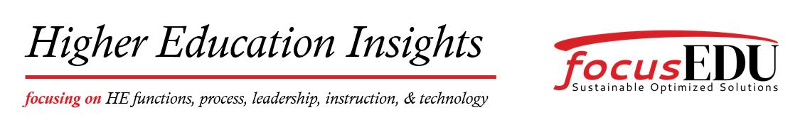 Higher Education Insights - focusEDU