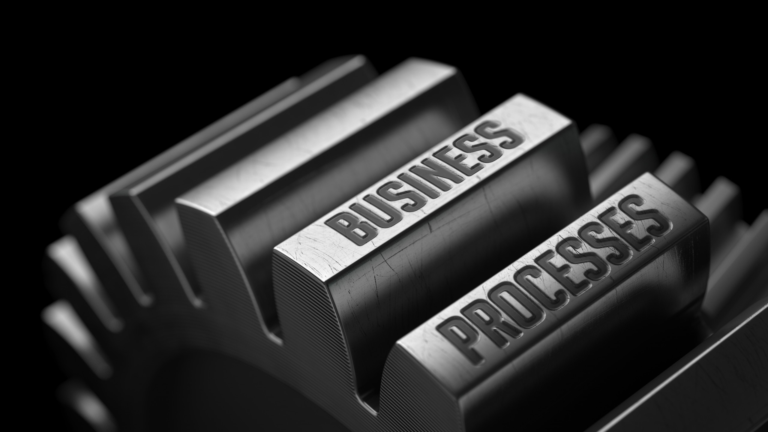Business Processes can be analyzed for process improvement and reengineering