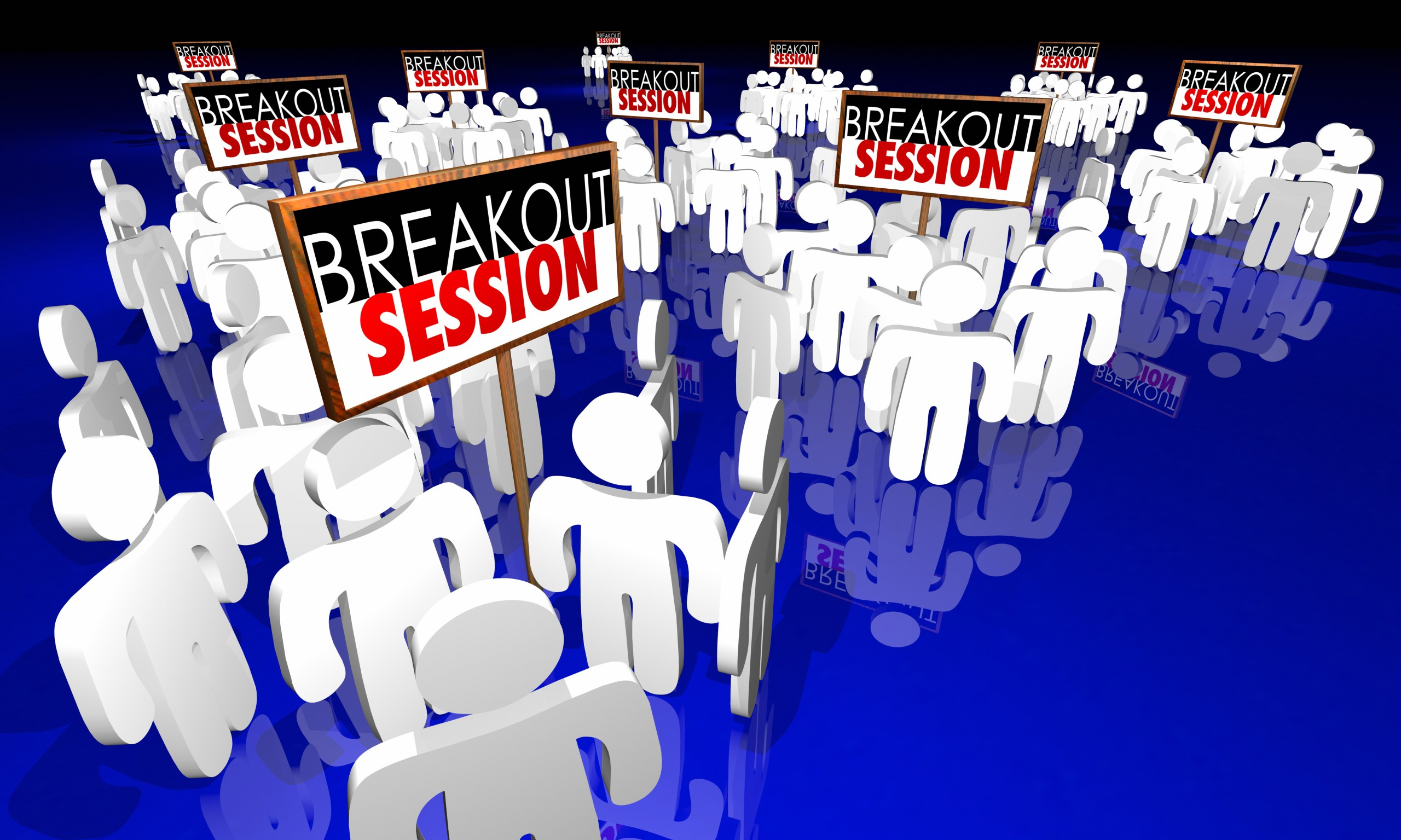 small team breakout sessions